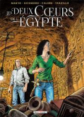 Les deux Cœurs de l'Égypte -2TL- le petit dieu