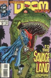 Doom 2099 (Marvel comics - 1993) -19- Welcome Doom 2099 To The Savage Land 2099