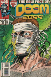 Doom 2099 (Marvel comics - 1993) -20- What Will Be The New Face Of Doom 2099