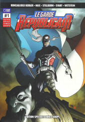 Le garde républicain -1ES- Tome 1 Édition spéciale Comics Shops