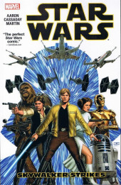 Star Wars Vol.2 (Marvel comics - 2015) -INT1b- Vol 1 - Skywalker Strikes