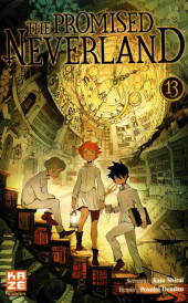 Promised Neverland (The) -13- Le roi du paradis