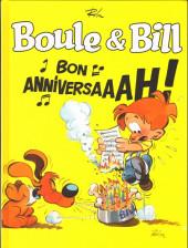 Boule et Bill -HS08 FL- Bon anniversaaah !