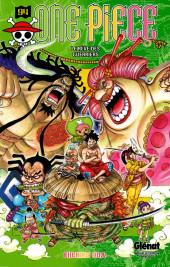 One Piece -94- Le rêve des guerriers