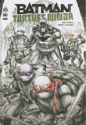Batman & les Tortues Ninja - Tome INT