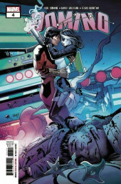 Domino Vol.3 (Marvel comics - 2018) -4- Issue # 4