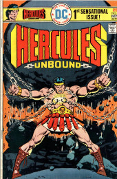 Hercules Unbound (DC Comics - 1975) -1- Issue # 1