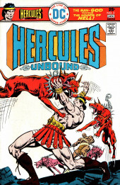 Hercules Unbound (DC Comics - 1975) -2- Issue # 2