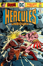 Hercules Unbound (DC Comics - 1975) -3- Issue # 3
