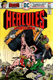 Hercules Unbound (DC Comics - 1975) -4- Issue # 4