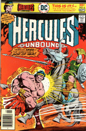 Hercules Unbound (DC Comics - 1975) -6- Issue # 6