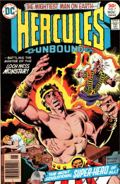 Hercules Unbound (DC Comics - 1975) -7- Issue # 7