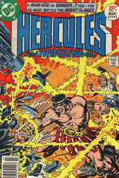 Hercules Unbound (DC Comics - 1975) -9- Issue # 9