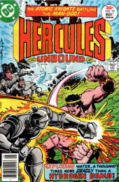 Hercules Unbound (DC Comics - 1975) -10- Issue # 10