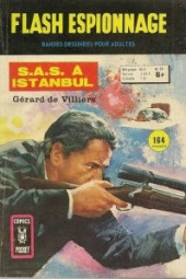 Flash espionnage (1re série - Arédit) -79- S.A.S. à Istanbul