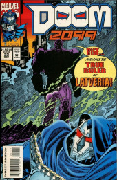 Doom 2099 (Marvel comics - 1993) -22- Rise. . . And Face The True Ruler of Latveria!