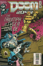 Doom 2099 (Marvel comics - 1993) -24- The Triumph of Tyger Wylde
