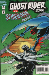 Ghost Rider 2099 (Marvel comics - 1994) -7- Been Caught Stealing