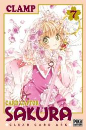 Card Captor Sakura - Clear Card Arc -7- Tome 7