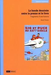 (DOC) Études et essais divers - La bande dessinée entre la presse et le livre