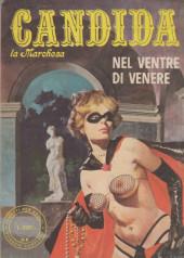 Candida la Marchesa (première série, en italien) -8- Nel ventre di Venere