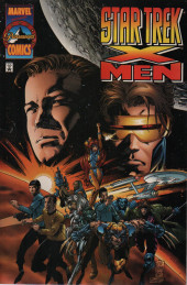 Star Trek/X-Men (1996) -1- Star TreX