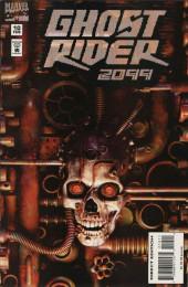 Ghost Rider 2099 (Marvel comics - 1994) -10- Concrete Jungle