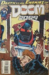 Doom 2099 (Marvel comics - 1993) -27- Death to all Enemies of Doom 2099