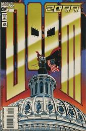 Doom 2099 (Marvel comics - 1993) -28- Borderlines