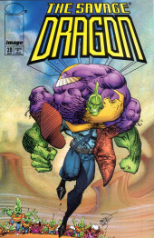 Savage Dragon Vol.2 (The) (Image comics - 1993) -28- Issue #28