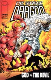 Savage Dragon Vol.2 (The) (Image comics - 1993) -31- God vs The Devil