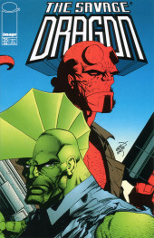 Savage Dragon Vol.2 (The) (Image comics - 1993) -35- Issue #35