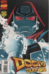 Doom 2099 (Marvel comics - 1993) -32- Rise