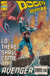 Doom 2099 (Marvel comics - 1993) -33- Lo, There Shall Come An Avenger