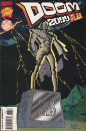Doom 2099 (Marvel comics - 1993) -34- Our Leader