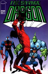 Savage Dragon Vol.2 (The) (Image comics - 1993) -36- Issue #36