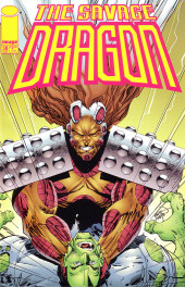 Savage Dragon Vol.2 (The) (Image comics - 1993) -38- Issue #38