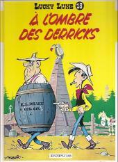 Lucky Luke -18d99- À l'ombre des derricks