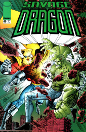 Savage Dragon Vol.2 (The) (Image comics - 1993) -48- Unfinished Business - Part 1 of 3