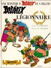 Astérix -10b1979- Astérix Légionnaire