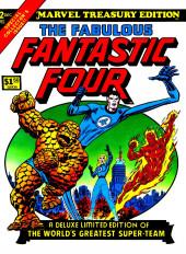 Marvel Treasury Edition (Marvel Comics - 1974) -2- Issue # 2