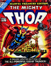 Marvel Treasury Edition (Marvel Comics - 1974) -3- Issue # 3