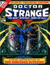 Marvel Treasury Edition (Marvel Comics - 1974) -6- Issue # 6
