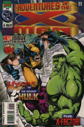 Adventures of the X-Men (The) (Marvel Comics - 1996) -1- Bring Us A Leader