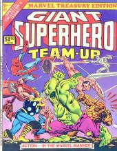 Marvel Treasury Edition (Marvel Comics - 1974) -9- Giant Superhero Team-Up