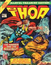 Marvel Treasury Edition (Marvel Comics - 1974) -10- The Hammer and the Holocaust!