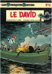 Les tuniques Bleues -19b1987- Le David