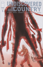 Undiscovered Country (Image comics - 2019) -5- Issue #5