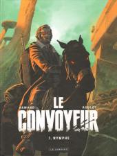 Le convoyeur -1- Nymphe