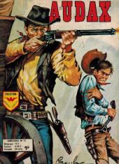 Audax (4e Série - Courage Exploit) (1973) -10- Apache au visage de pierre